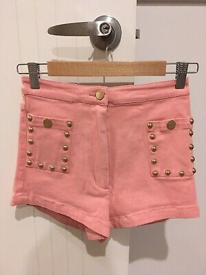 AU50 • Buy Alice Mccall Lonely Hearts Shorts Size 8