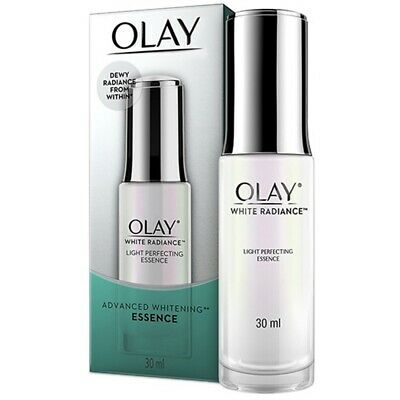 AU46.49 • Buy Olay White Radiance Whitening Light Perfecting Essence Serum Skin Essence 30ml