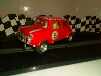 Hornby Scalextric Mobil Mini Cooper Racing Car, Slot Cars • 5.80£