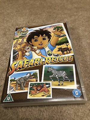 Go Diego Go - Safari Rescue (DVD, 2008) • 2.95£