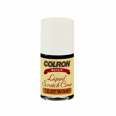 £8.25 • Buy Colron Wood Scratch Cover Repair Conceals Scratches Marks Light, Medium Or Dark