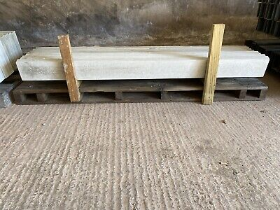 """•New• 6"""" Concrete Smooth Gravel Boards/ Base Panel • 9£"""