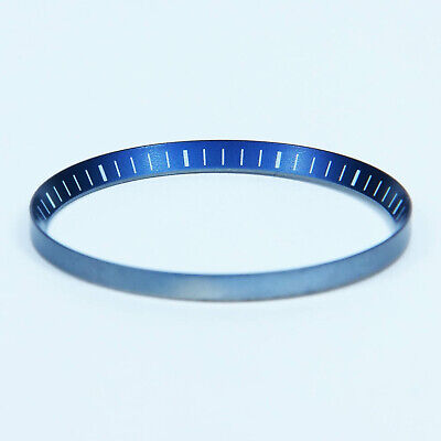 $ CDN18.07 • Buy Navy Blue Chapter Ring For Seiko SKX007 Fits 7S26-0020 MOD Part