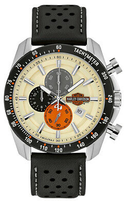 Harley-Davidson Bulova Retro Chronograph Watch • 299.99£