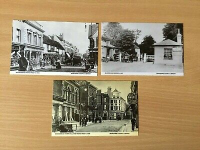 Berkshire Library Postcards Maidenhead • 3.99£