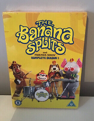£17.50 • Buy The Banana Splits And Friends Show Complete Season 1 Dvd