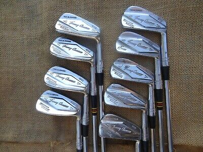 $159.95 • Buy MacGregor Tommy Armour SS2 Recessed Weight 2-9+11 Iron Set ⛳ PRO-PEL Action #2