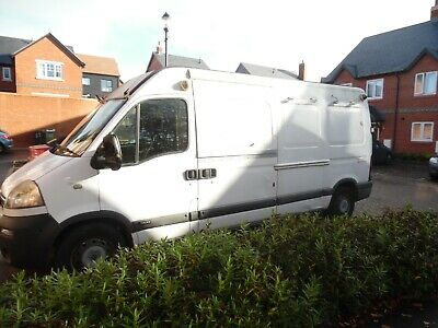 £20000 • Buy Vauxhall Movano 2004 Catering Van Fully Equipped Pitch Available