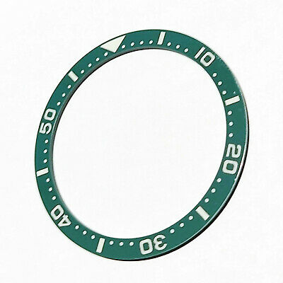 $ CDN41.43 • Buy Lumed Bezel Insert For Seiko SKX 007, C3Lume, Green, Seiko Style