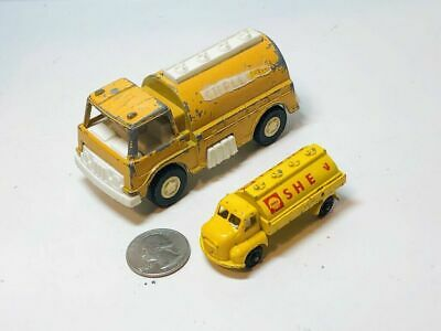 £13.47 • Buy Vintage Tootsietoy & Rare Budgie Toys Diecast Shell Tankers