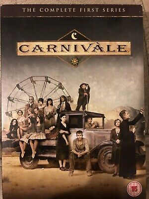 Carnivale The Complete First Series Dvd X 6 Set  • 7.95£