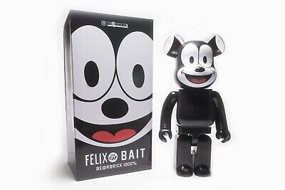 $1999.99 • Buy Felix The Cat 1000% Bearbrick BAIT Dreamworks Medicom Toy 2020 Limited CONFIRM