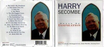 £3.95 • Buy Harry Secombe - Songs Of Inspiration (cd)