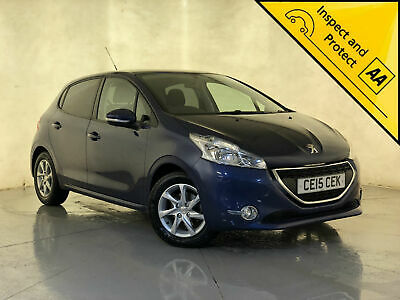 2015 Peugeot 208 Active Hdi Cruise Control Bluetooth £0 Road Tax Service History • 4,495£