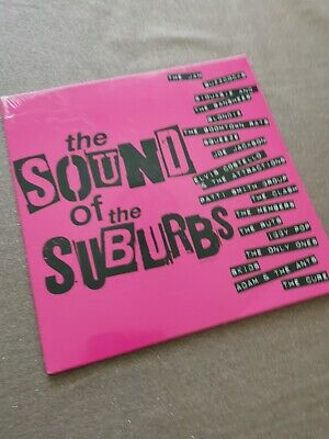 VARIOUS - The Sound Of The Suburbs - Vinyl (LP) • 15.50£