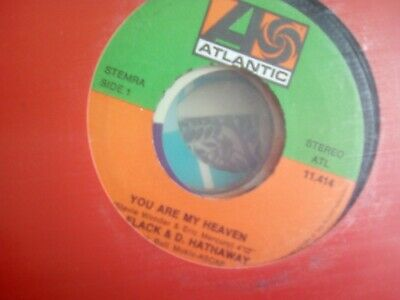 Roberta Flack And Donny Hathaway You Are My Heaven • 4£