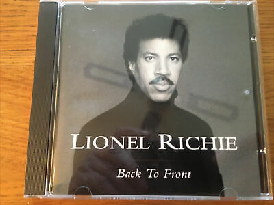 Lionel Richie : Back To Front CD (1999)  • 1.99£