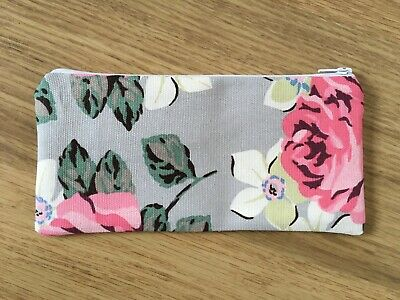 £5.50 • Buy Pencil Case Make Up Case Glasses Case (u) Made Using Cath Kidston Fabric By Dawn