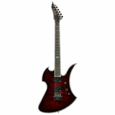 AU2681.32 • Buy B.C.Rich Mockingbird Extreme Exotic With Evertune Bridge - Quilted Maple Top,