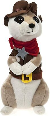 13  Village People Fancy Dress Meerkat Super Soft Plush Toy (Cowboy)  • 23.43£
