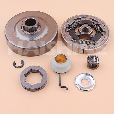 $22.99 • Buy 3/8 -7T Sprocket Clutch Drum For Stihl 036 MS360 034 MS340 Chainsaw Olier Kit
