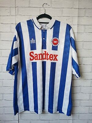 Brighton And Hove Albion 1994-1997 Home Admiral Football Shirt (adult Xx Large)  • 120£