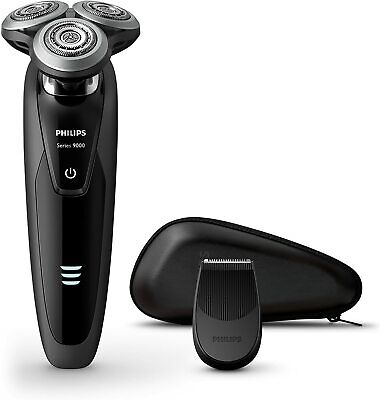 AU243.79 • Buy Philips Series 9000 Wet&Dry Men's Electric Shaver S9041  With Precision Trimmer
