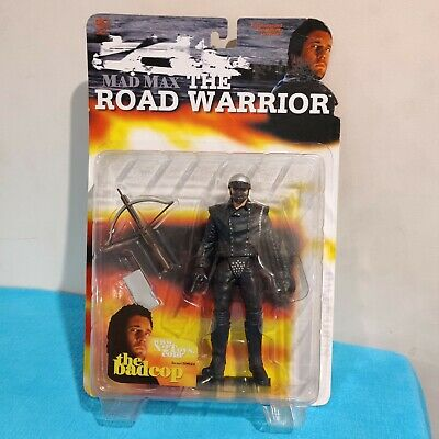N2 Toys - Mad Max The Road Warrior Series Two, The Bad Cop Action Figure • 19.95£