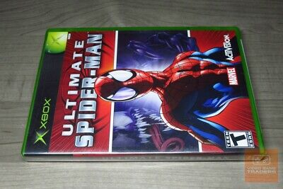 £131.61 • Buy Ultimate Spider-Man (Xbox 2005) FACTORY SEALED! - RARE!