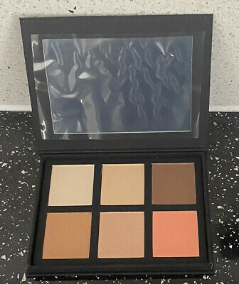 HD Brows🌟Look Fantastic Contour And Colour Pro Palette 6x6g Pan🌟Brand New🌟 • 10.99£