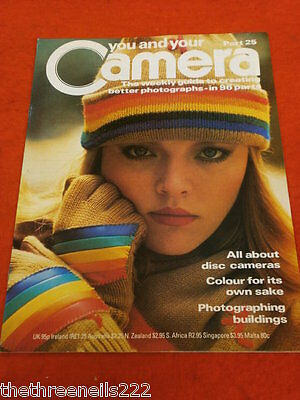 You And Your Camera #25 - Photographing Buildings • 4.99£