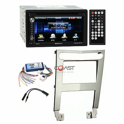 $179.95 • Buy Soundstream DVD Bluetooth Stereo Dash Kit Amp Harness For 2004-06 Nissan Maxima