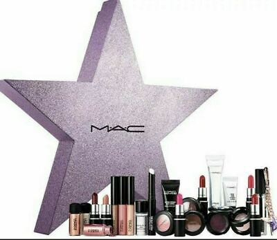 MAC Vault 24 Piece Cosmetic Gift Set  Stars For Days  New In Box • 143.05£