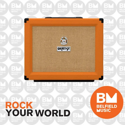 AU619 • Buy Orange PPC112 Guitar Cabinet 1x12inch Speaker Cab - Brand New - Belfield Music