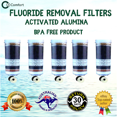 AU95 • Buy Aimex 7 8 Stage Water Filter Activated Alumina 5 Fluoride Removal Water Filters