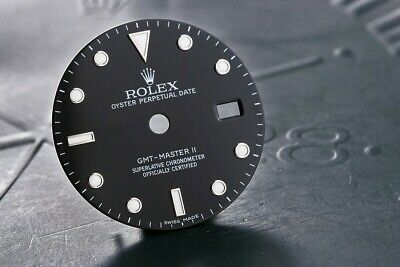 $ CDN4561.90 • Buy Rolex GMT Error Stick Dial With Hands For Model 16710 FCD11405