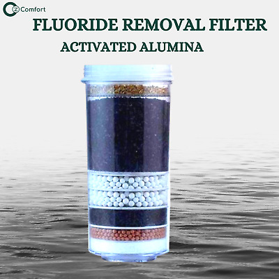 AU35 • Buy 8 Stage Water Filter Bpa Free Fluoride Removal Reduction Control Water Filter