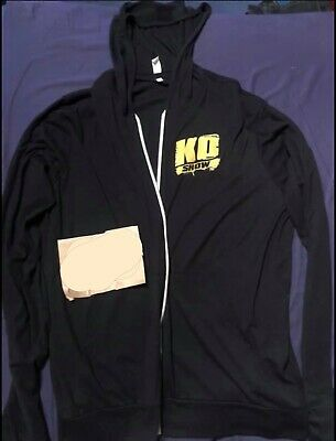 WWE Kevin Owens KO Show Hoodie 2XL Official Authentic Custom Tees • 25£