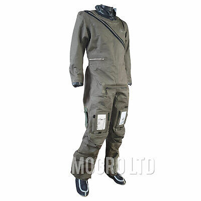 Genuine British Army RAF Aircrew Survival Immersion Suit O.D. Brown Green MK10 • 58.95£