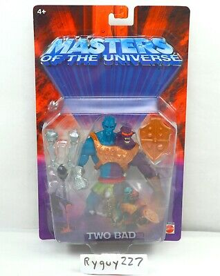 $50 • Buy MOTU, Two Bad, 200x, Masters Of The Universe, MOC, Carded, He-Man, Sealed