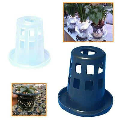 $ CDN5.78 • Buy 10 Pcs 3 Inch Heavy Duty Mesh Pot Net Cup Baskets For Hydroponic Aeroponic Plant
