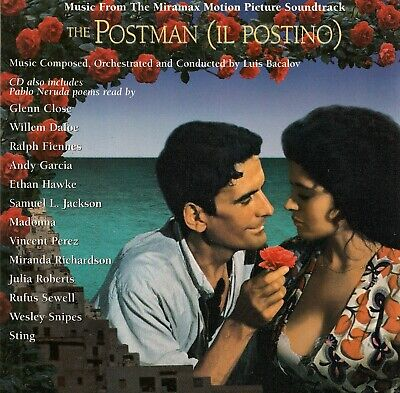 The Postman (il Postino) - Music & Poetry - Soundtrack / Cd - Top-zustand • 17.35£