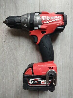 Milwaukee M18CPD Fuel Brushless Combi Drill • 120£