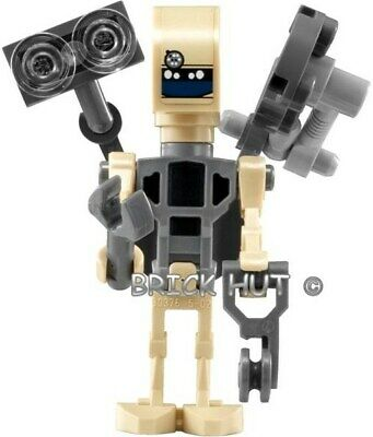 £7.95 • Buy Lego Star Wars - Ev-a4-d Droid With Unapplied Sticker Sheet - 8095 - 2010 - New