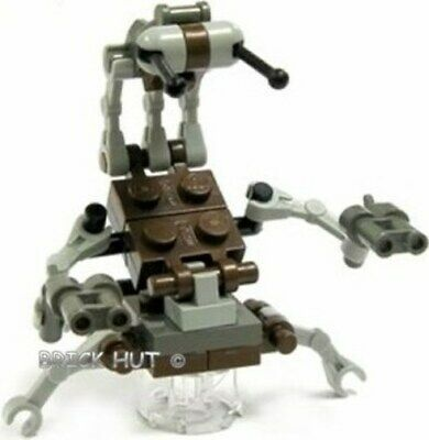 £7.49 • Buy Lego Star Wars - Droideka Destroyer Droid Figure - Ultra Rare - 7203,7163 - New