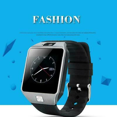 AU14.44 • Buy Smartwatch DZ09 Smart Watch Support TF Card SIM Camera Watch Sport T9T3