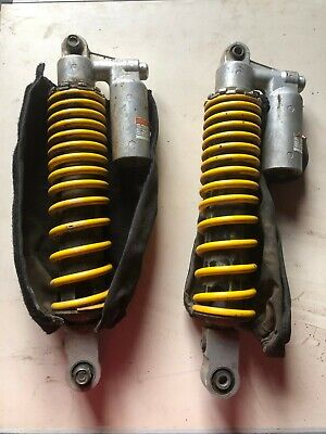 Yamaha YFZ 450 Race Quad ( 2004-2008 ) Suspension Front Shock Absorber PAIR USED • 195£