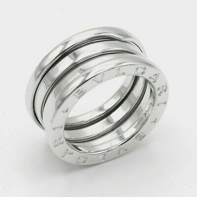 AU2499 • Buy BVLGARI  White Gold Three-Band B. Zero1 Ring