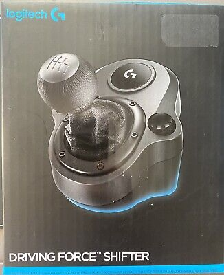 AU75 • Buy Logitech Driving Force Shifter Racing Weel