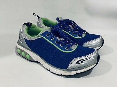 $ CDN50.58 • Buy Therafit Womens Size 8.5 Fitness Athletic Shoes Blue Green